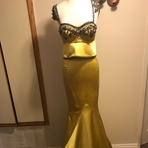 Fuad sarkis formal gown